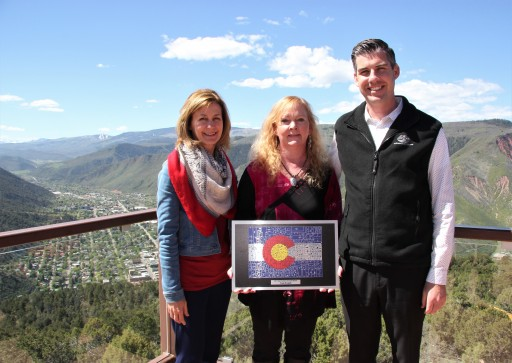 Glenwood Hot Springs Employee Honored as a 2017 Exceptional Frontline Tourism Worker by the Colorado Tourism Office