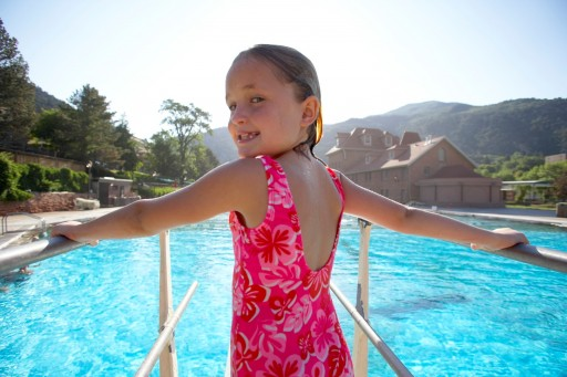 Bringing Babies & Toddlers to the Glenwood Hot Springs Pool