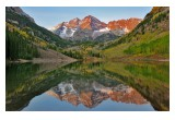 Aspen and the Maroon Bells are within driving distance of Glenwood Hot Springs